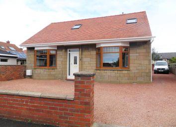 Thumbnail Detached bungalow for sale in Leslie Terrace, Prestwick