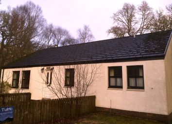 Thumbnail 4 bedroom detached bungalow for sale in An Tuiric, Brig O Turk, Callander