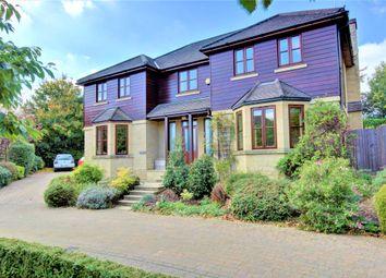 Thumbnail 5 bed detached house for sale in Claverton Drive, Claverton Down, Bath