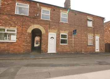 Thumbnail 3 bed terraced house to rent in Darwin Street, Kirton Lindsey, Gainsborough