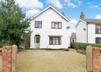 Thumbnail 4 bed detached house to rent in Chapel Road, Tiptree, Colchester