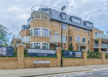 Thumbnail 2 bed flat for sale in Elysium Court, Waverley Road, West Enfield