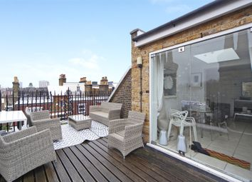 Thumbnail 1 bed flat to rent in Walton Street, London