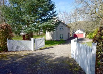 Thumbnail 4 bed detached house for sale in Minto, Hawick