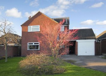 Thumbnail 4 bed detached house for sale in Farndale, Wigston, Leicester
