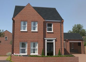 Thumbnail 4 bed semi-detached house for sale in Lime Tree Park, Chesterfield