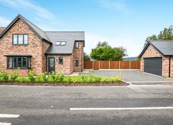 Thumbnail 4 bed detached house for sale in Chesterfield Road, Heage, Belper