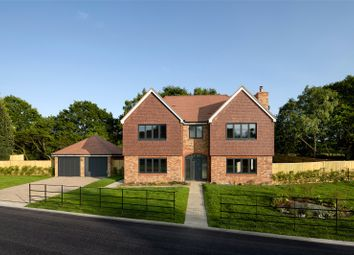 Thumbnail 5 bed detached house for sale in The Eynsford, 2 Hailwood Place, School Lane, West Kingsdown