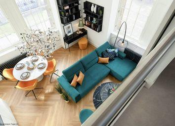 "Thumbnail 2 bed flat for sale in ""2A - Mezz"" at Boroughmuir, Viewforth, Bruntsfield, Edinburgh"
