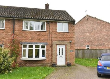 Thumbnail 3 bed property to rent in School Lane, Askham Richard, York