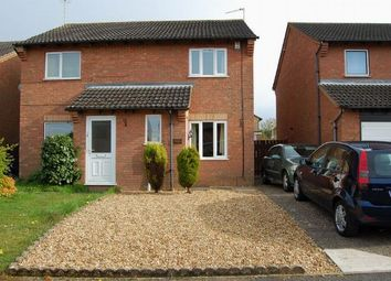 Thumbnail 2 bed semi-detached house to rent in Martel Close, Duston, Northampton