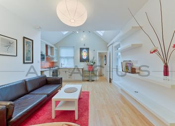 Thumbnail 1 bed flat to rent in The Studio, St Pauls Avenue, Willesden Green