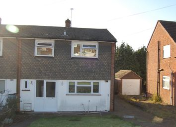 Thumbnail 3 bedroom terraced house to rent in Trewenna Drive, Potters Bar