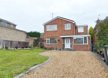 Thumbnail 4 bed detached house for sale in Windsor Road, Yaxley, Peterborough