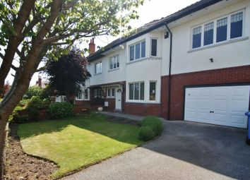 Thumbnail 5 bed detached house for sale in Lake Road North, Lytham St. Annes
