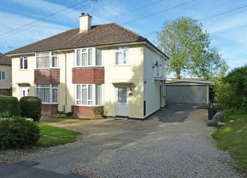 Thumbnail 3 bed semi-detached house for sale in Main Road, Amesbury, Salisbury