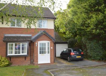 Thumbnail 3 bed semi-detached house for sale in Clos Brynafon, Swansea