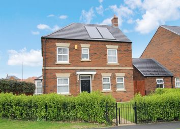 Thumbnail 4 bed detached house for sale in Oak Drive, Sowerby, Thirsk