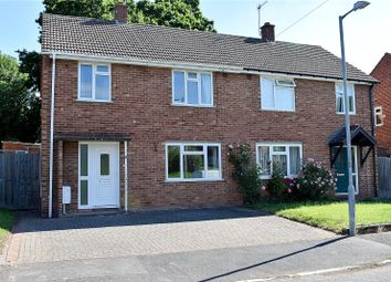 Thumbnail 3 bed semi-detached house for sale in Raleigh Close, Worcester