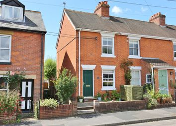 Thumbnail 3 bed end terrace house for sale in Garfield Road, Bishops Waltham, Southampton