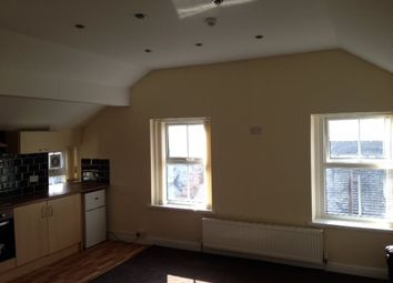 Thumbnail Studio to rent in Flat 2, 14 Russell Street, Keighley