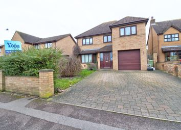 Thumbnail 4 bed detached house for sale in Highland Close, Bletchley, Milton Keynes
