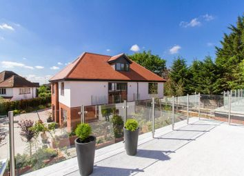 Thumbnail 3 bedroom flat for sale in Eden Lodge, Manor Road, Chigwell