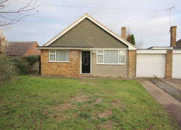 Thumbnail 2 bed bungalow to rent in Pebblemoor, Edlesborough, Dunstable