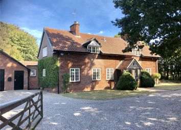 Thumbnail 5 bedroom detached house for sale in Humber Doucy Lane, Ipswich, Suffolk