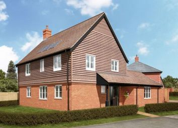 Thumbnail 4 bed detached house for sale in Hole Lane, Bentley, Farnham, Surrey