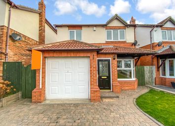 Thumbnail 3 bedroom detached house for sale in Whindyke, Blackhall Colliery, Hartlepool