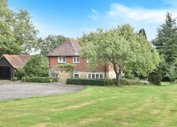 Thumbnail 4 bed detached house to rent in Butcherfield Lane, Hartfield