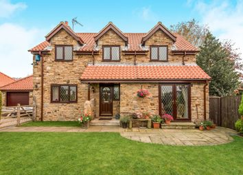 Thumbnail 4 bed detached house for sale in Dadsley Road, Tickhill, Doncaster