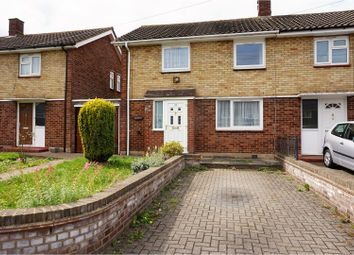 Thumbnail 2 bed end terrace house for sale in Moor View, Watford