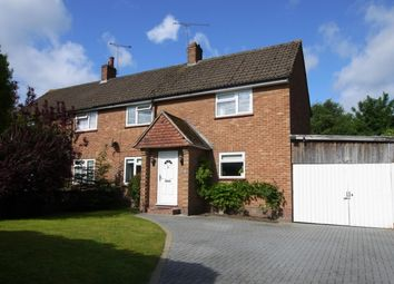 Thumbnail 3 bed semi-detached house for sale in Farm Road, Sevenoaks