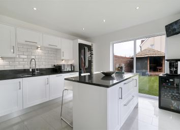 Thumbnail 4 bed detached house for sale in Langley Way, Kings Hill