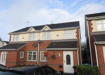 Thumbnail 3 bed semi-detached house to rent in Thursby Crescent, Kirkby, Liverpool