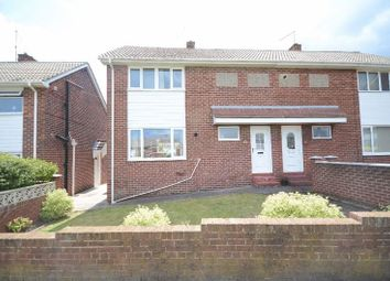 Thumbnail 2 bed semi-detached house for sale in Napier Road, Seaham