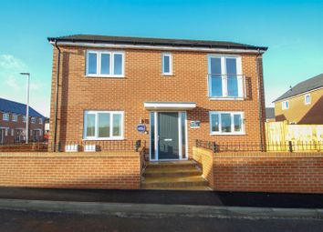 Thumbnail 3 bedroom detached house for sale in The Kea, Victoria Park, Off Boothen Old Road, Stoke