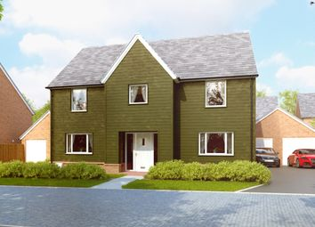 "Thumbnail 5 bed detached house for sale in ""The Hilmarton"" at Amesbury Road, Longhedge, Salisbury"