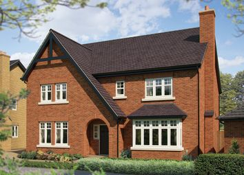 "Thumbnail 5 bed detached house for sale in ""The Pine"" at Southam Road, Radford Semele, Leamington Spa"