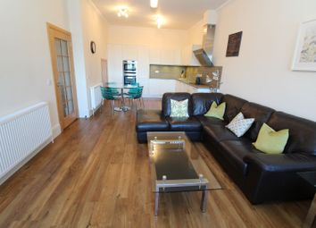 Thumbnail 2 bed flat for sale in Crossover Road, Inverurie
