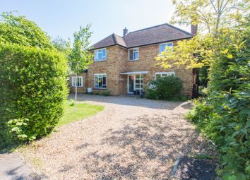 Thumbnail 4 bed detached house for sale in Thornton Close, Girton, Cambridge