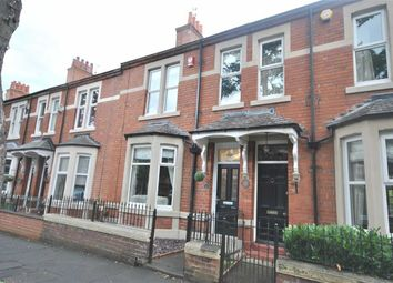 Thumbnail 3 bed terraced house to rent in Sandringham Gardens, North Shields
