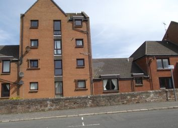 Thumbnail 2 bed flat to rent in Flat C, 14 North Harbour Street, Ayr