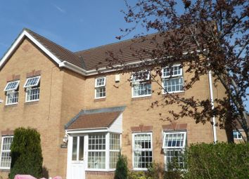 Thumbnail 4 bed property to rent in Rowan Tree Lane, Miskin, Pontyclun