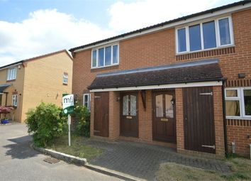 Thumbnail 2 bed semi-detached house to rent in Annett Road, Walton-On-Thames, Surrey
