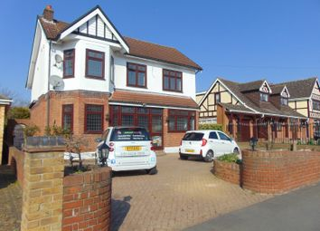 Thumbnail 4 bed detached house to rent in Parkstone Avenue, Emerson Park, Hornchurch