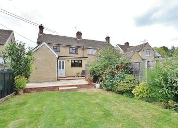 Thumbnail 3 bed semi-detached house for sale in Well Lane, Curbridge, Witney