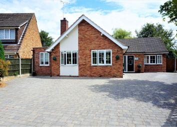 Thumbnail 4 bed detached bungalow for sale in Oakfield Close, Mansfield